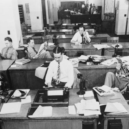 Journalismus in Zeiten der Medienkonvergenz
